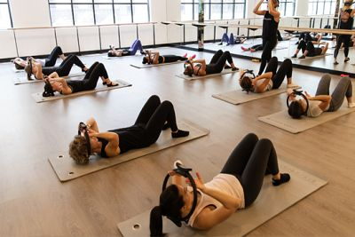 XTEND Barre introduces Pilates