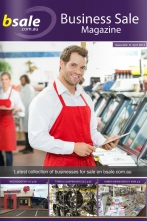 April 2015 Business Sale Magazine
