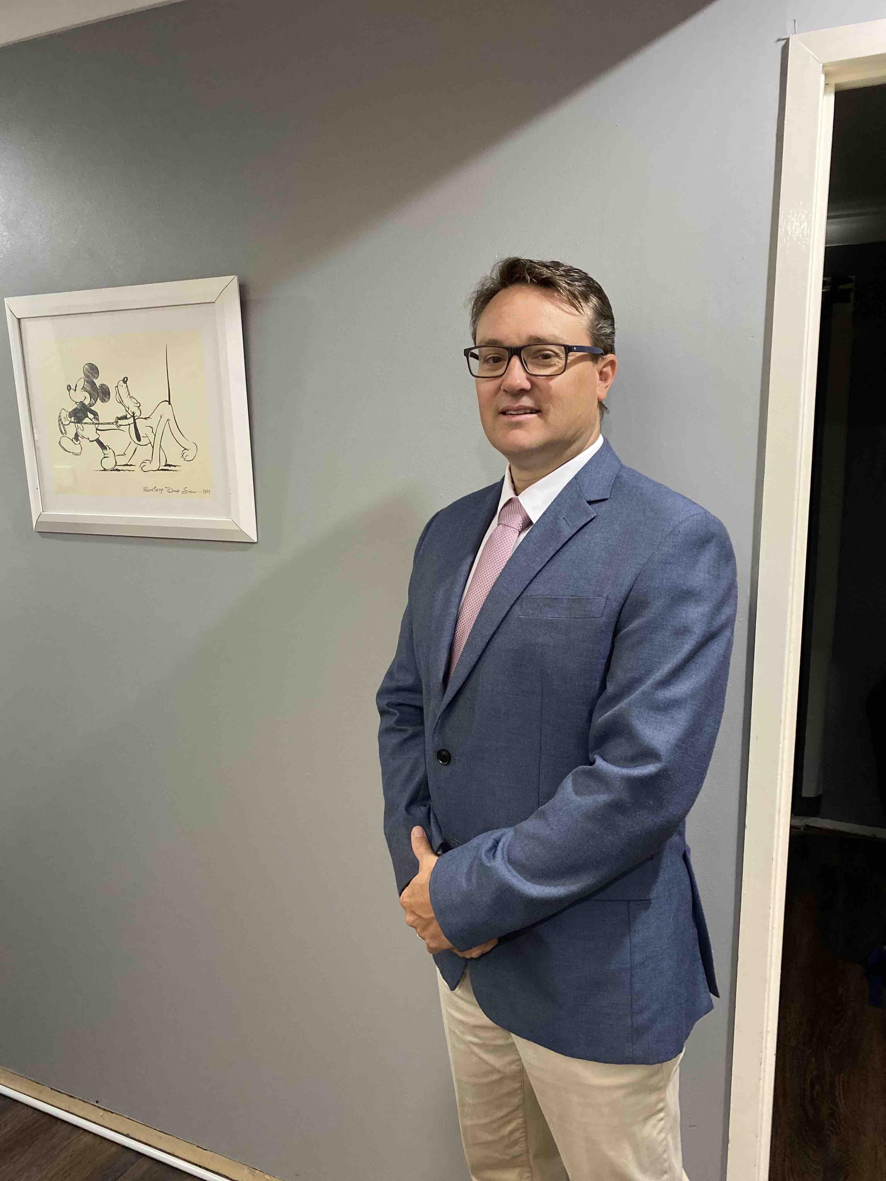 Matt Davidson Tourism Business Broker