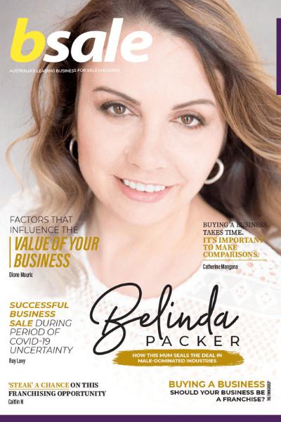 Bsale Business for Sale Magazine April 2021