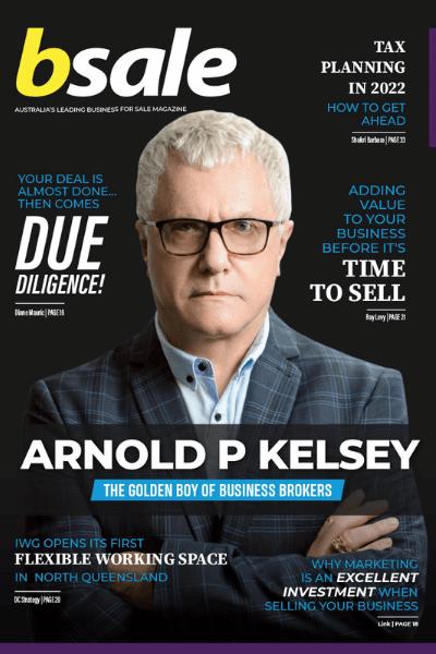 Bsale Business for Sale Magazine June 2021