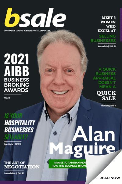 Bsale Business for Sale Magazine Sept 2021