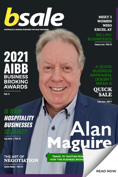 Read current Bsale Magazine - September 2021