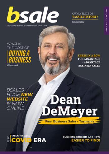 Bsale Magazine April 2021