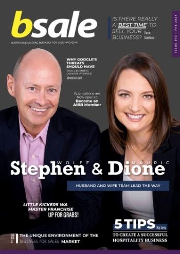 Bsale Magazine February 2021