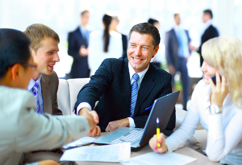 Negotiations on Buying a Business