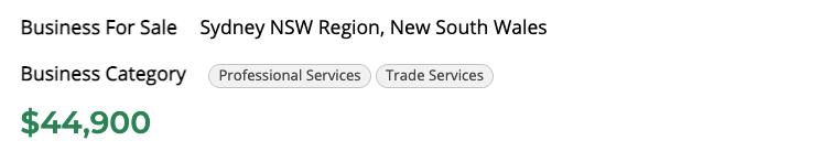 Region on Listing